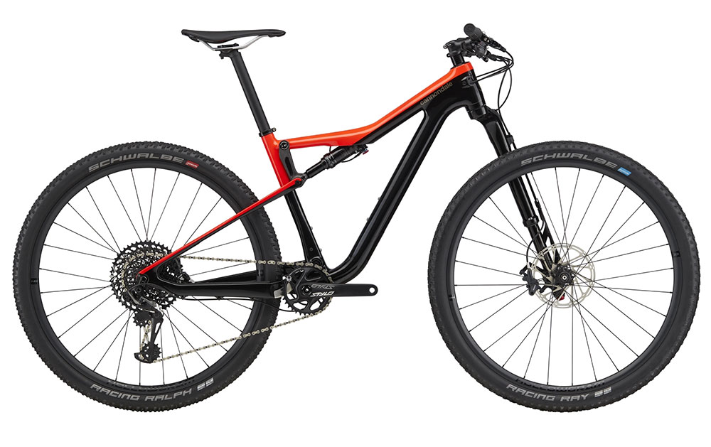cannondale scalpel Si crb3