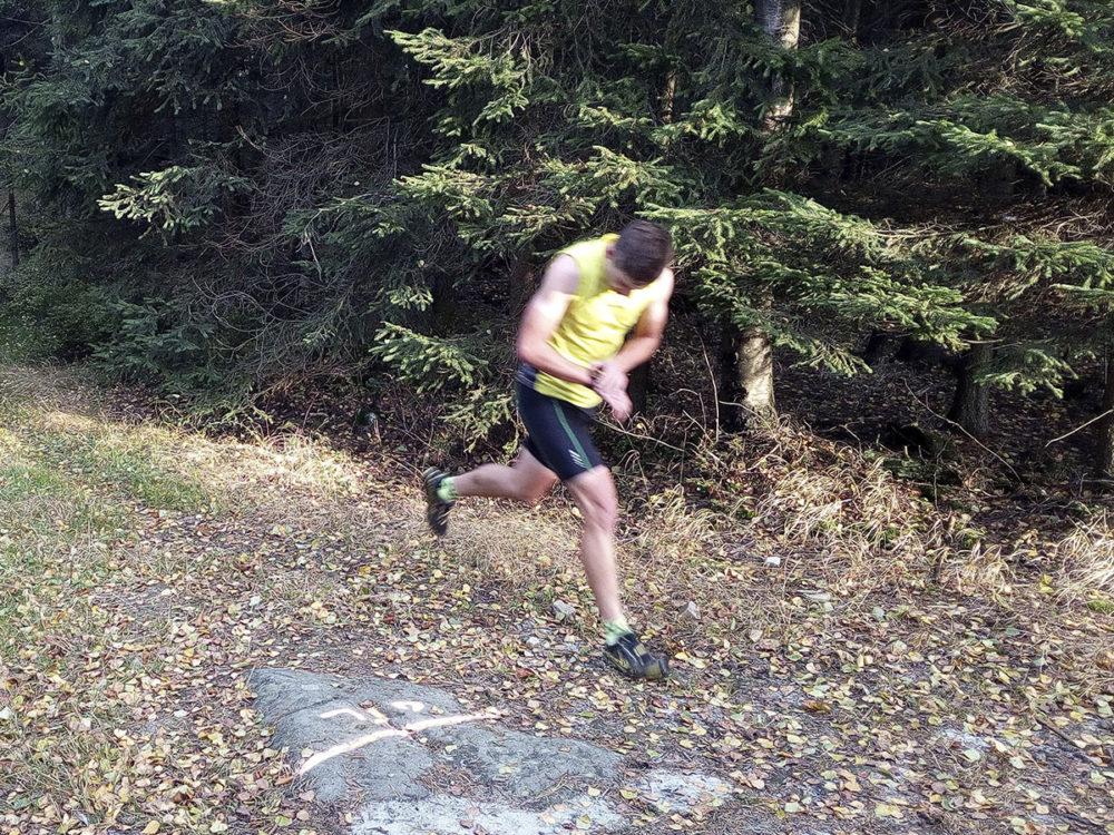 Štolfa vyhrál potřetí na Kraví hoře