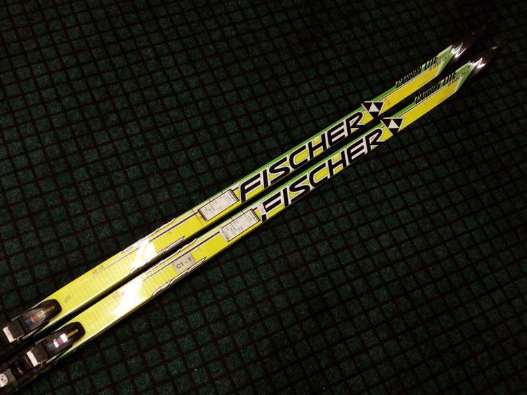běžky fischer rcs class cold 1,5-49 207cm 3990kc