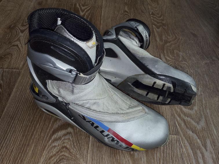 Běžkové boty Salomon Skate SNS Pilot