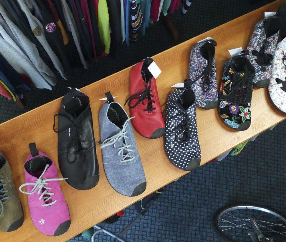 Barefoot Saltic v Redpointu