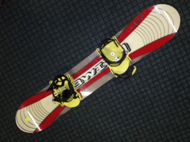 Snowboard Primero